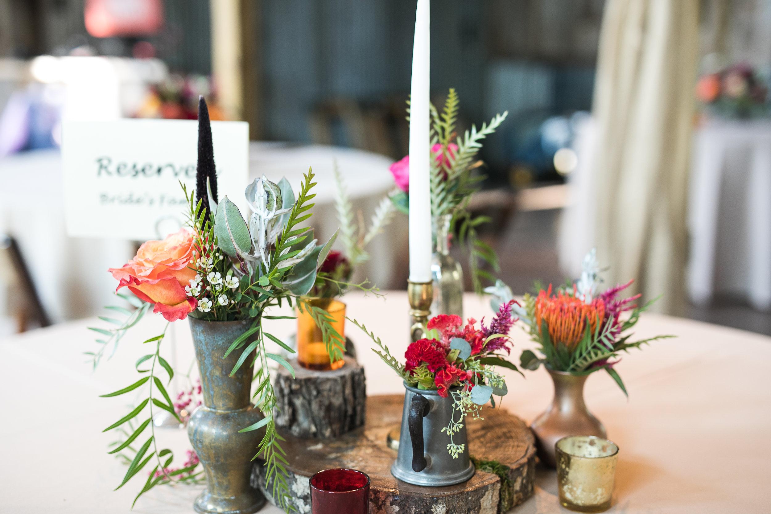 Assorted Boho Vase + Prop