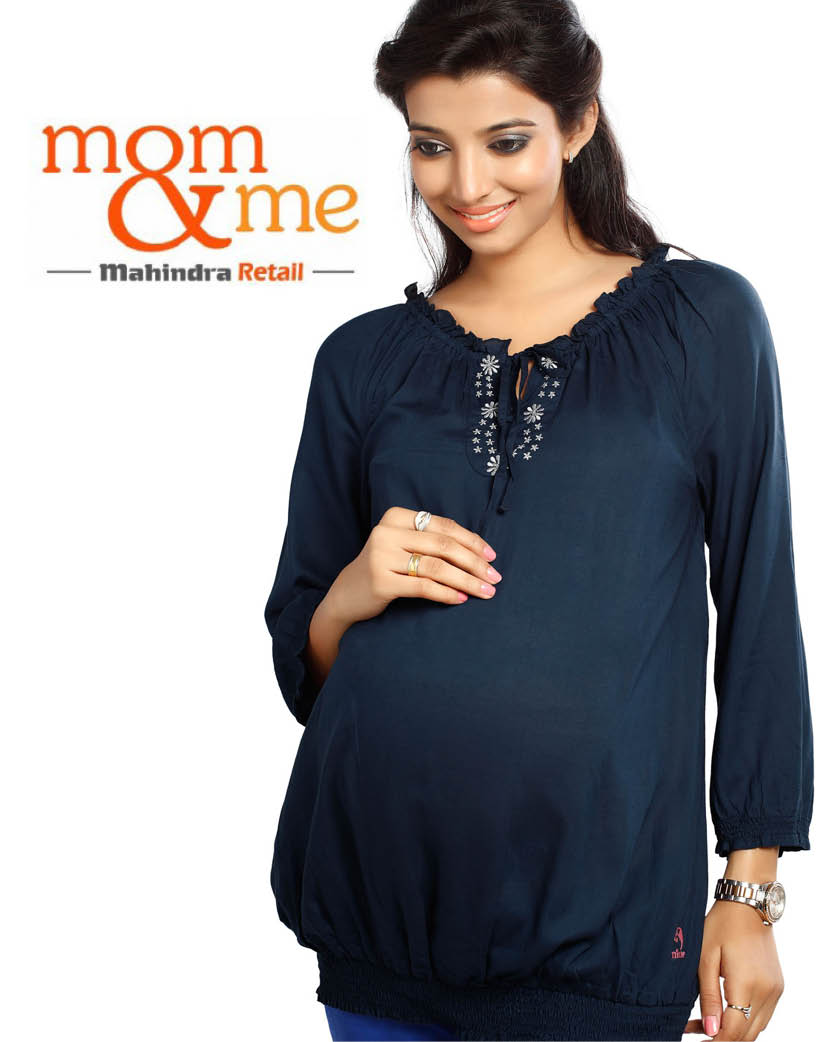 2013   Liz Lange Maternity announces a license agreement with India's premier maternity retailer, Mom & Me, of the Mahindra Group.