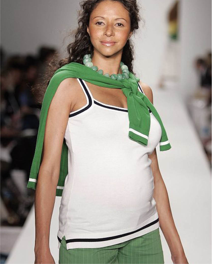 2000    Finally moves into real corporate office space. Collaborates with Nike on fabulous line of maternity active wear.