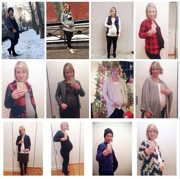 Blogger A Mommy in the City features 12 Days of Target Style on her blog. Her favorite pieces? Liz Lange of course!