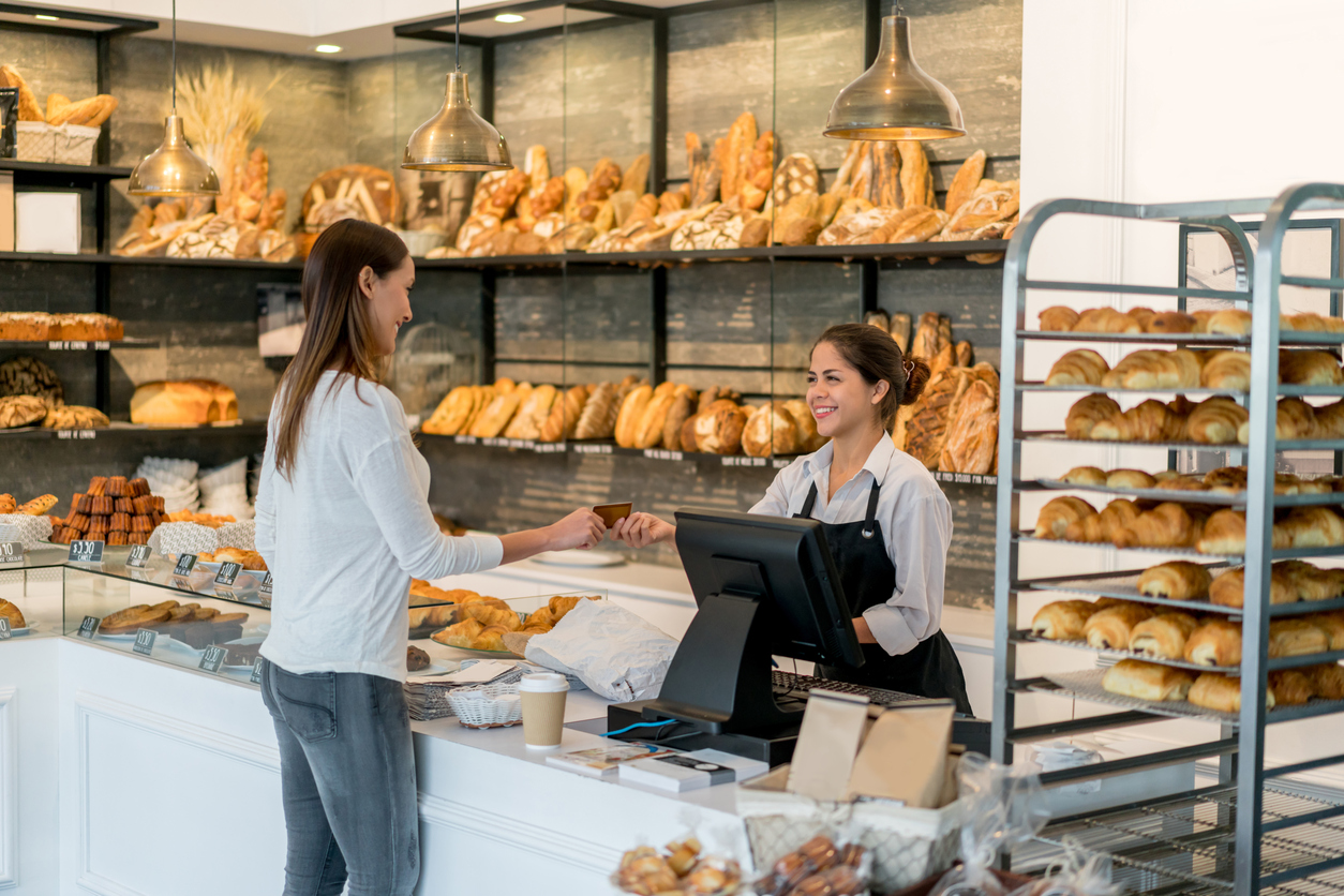 Cleverly connect with customers   In-store   Online   On-the-go   Watch video