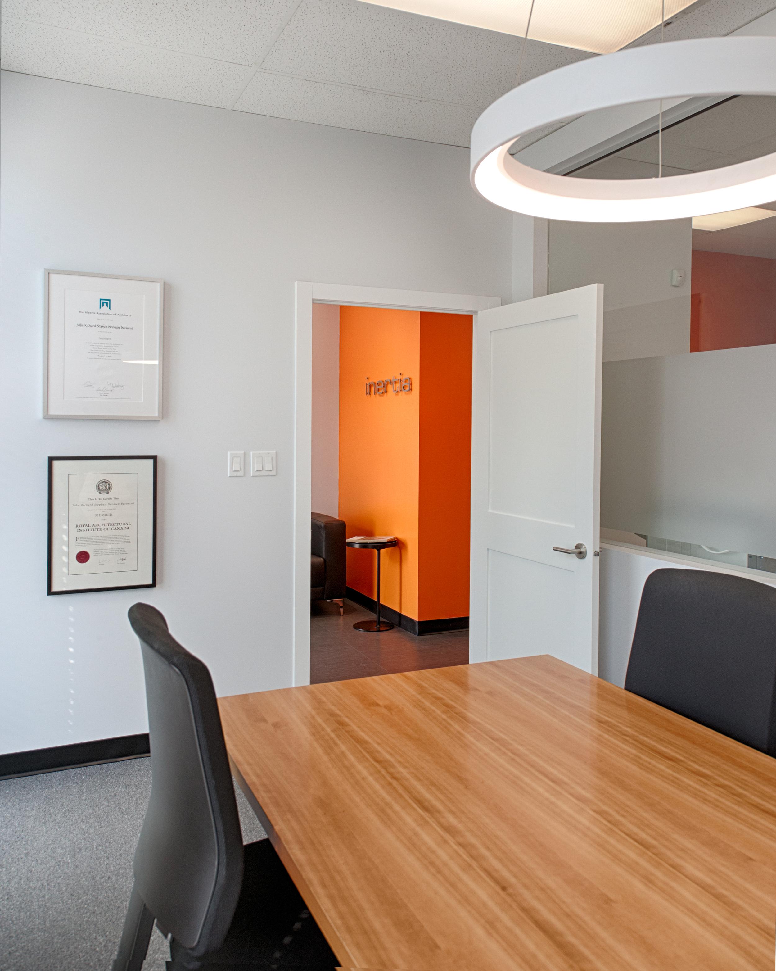 Inertia Boardroom