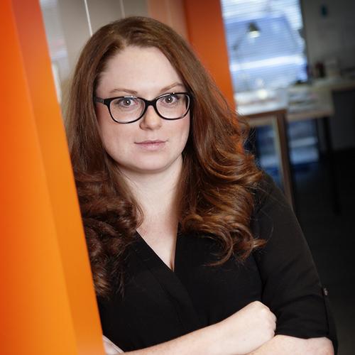 Larissa Schuler, Intern Architect