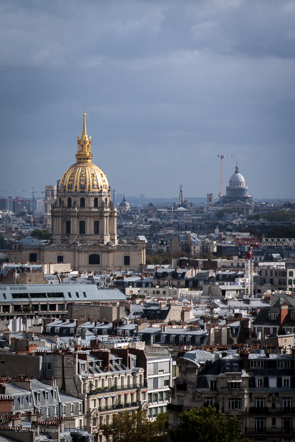 Les Invalides, The Pantheon