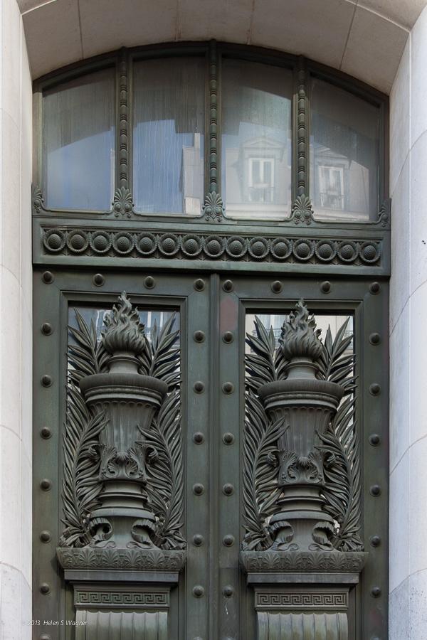 Near the Sorbonne  Paris, France