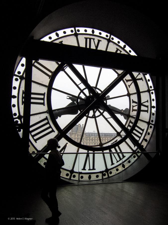 Museé d'Orsay  Paris, France