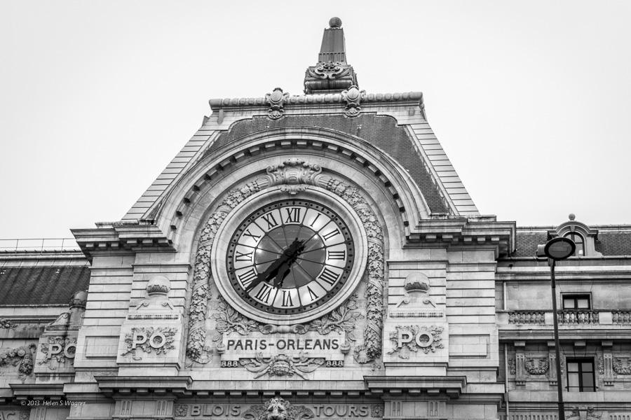 Musée d'Orsay  Paris, France