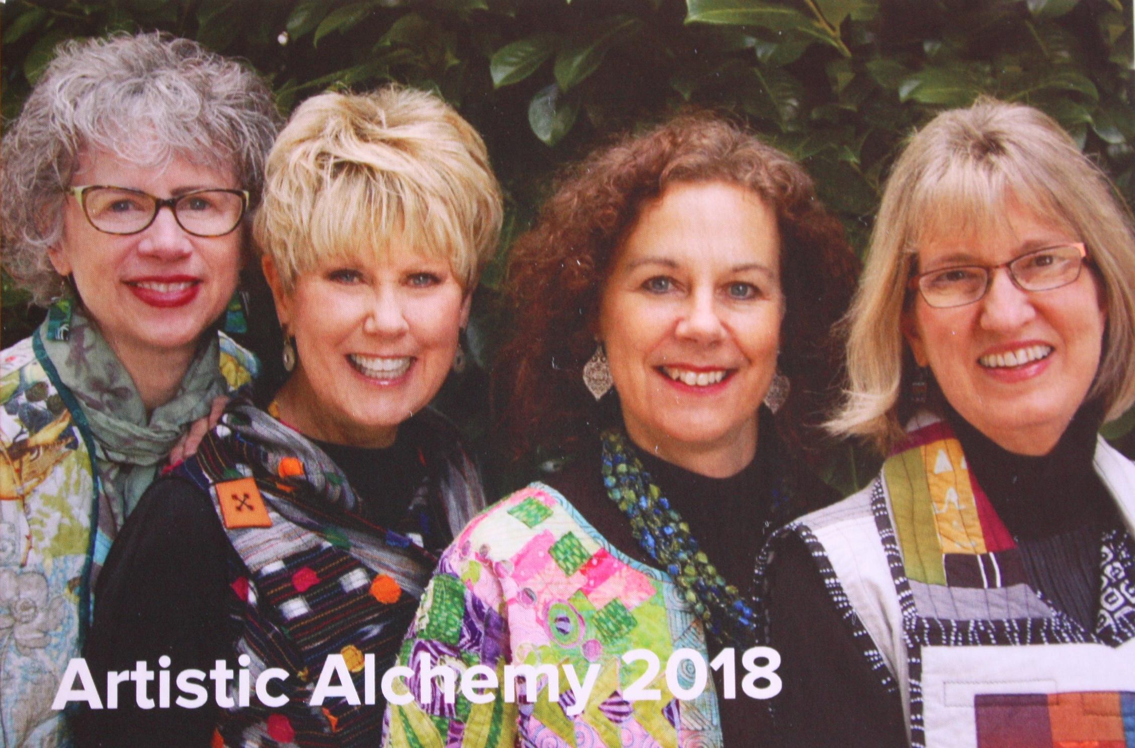 Artistic Alchemy 2018