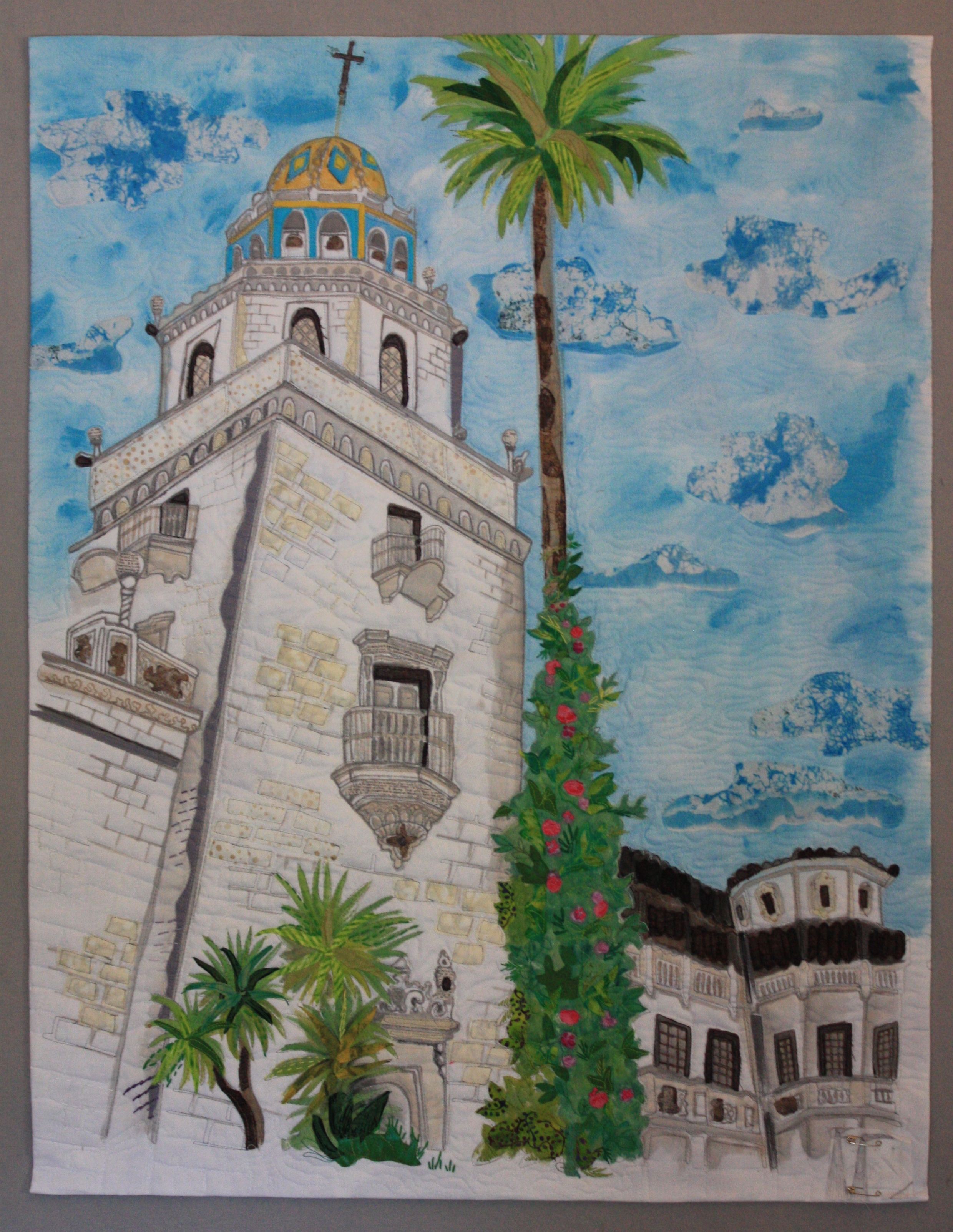 'Enchanted Hill' or Hearst Castle