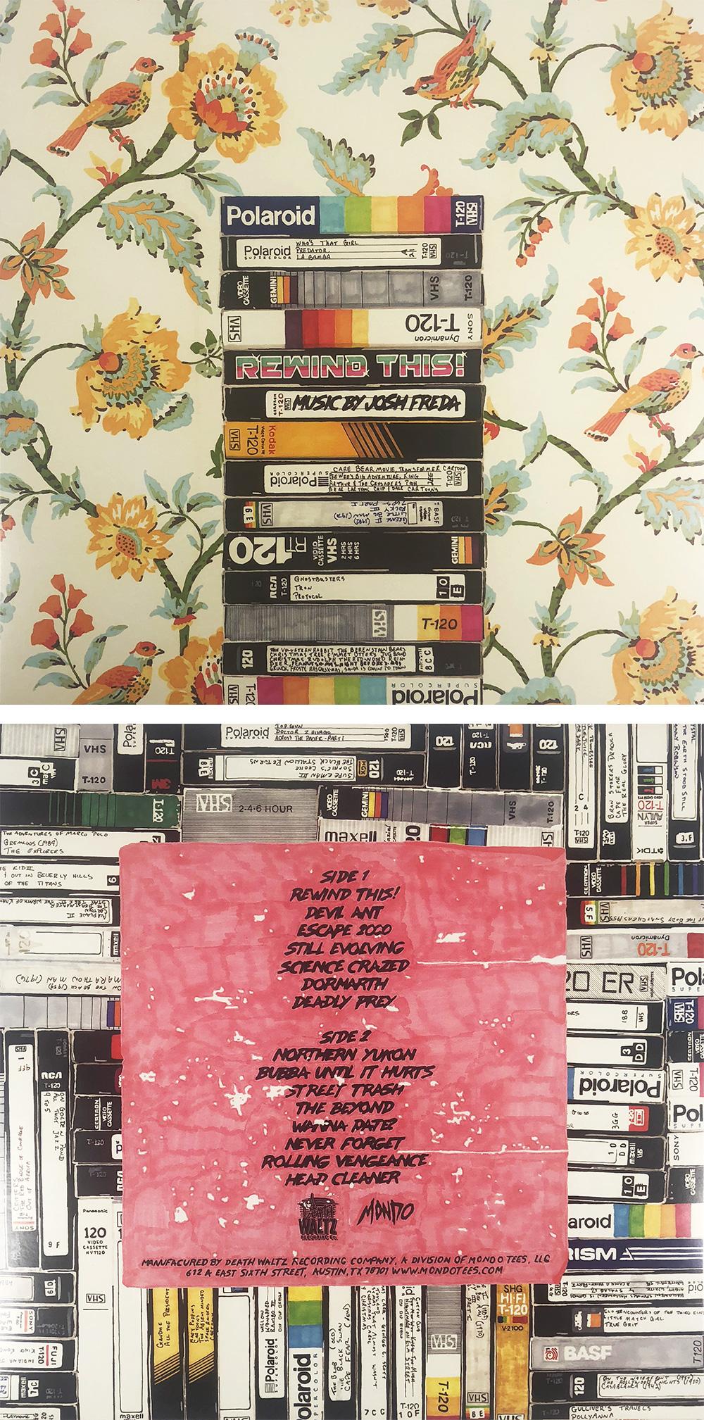Rewind This! by Josh Freda