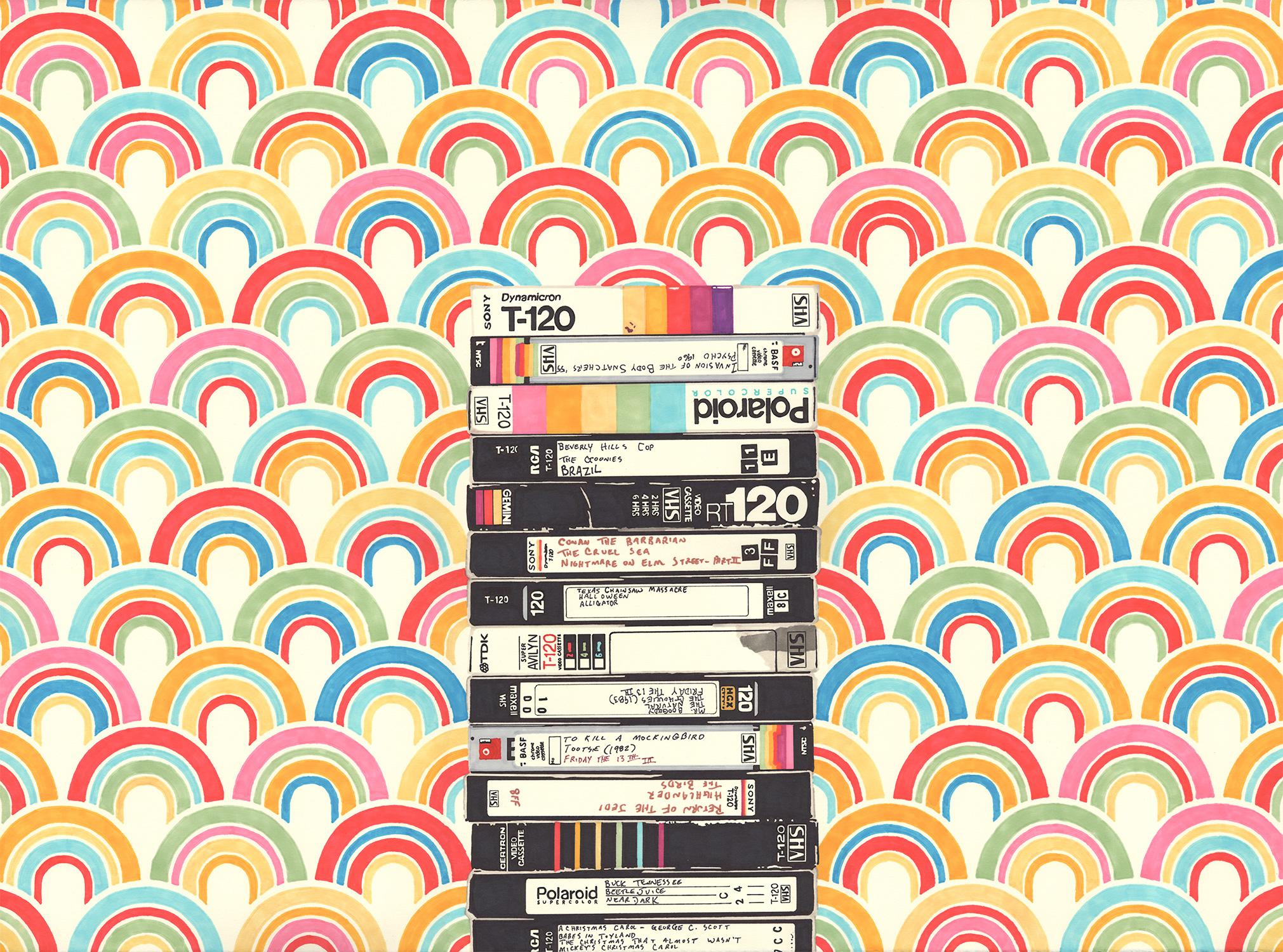 VHS & Rainbows