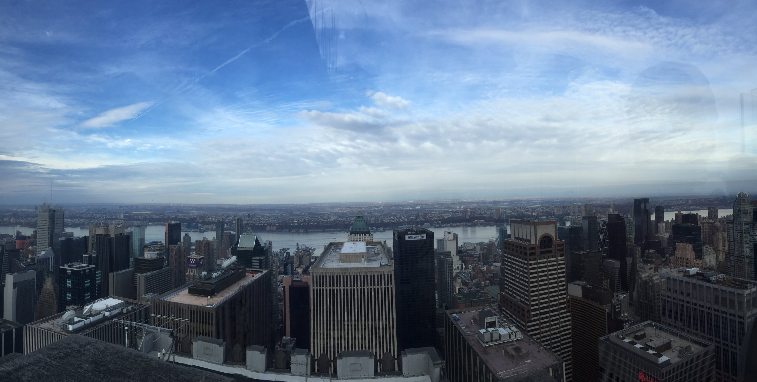Top of the Rock - NYC