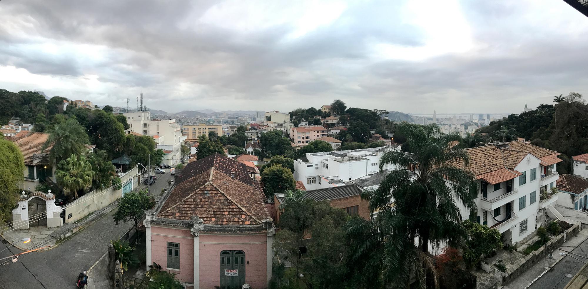 Vista de Santa Teresa