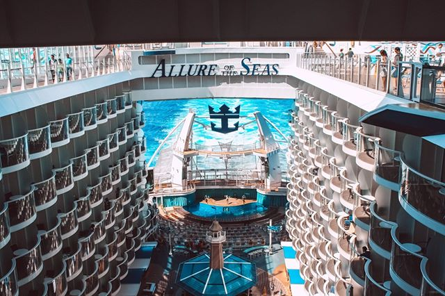 """Si te da un poco de miedo viajar en un crucero, pasa a leer en nuestra web """"Cosas que pensamos de los cruceros pero que no son reales"""""""