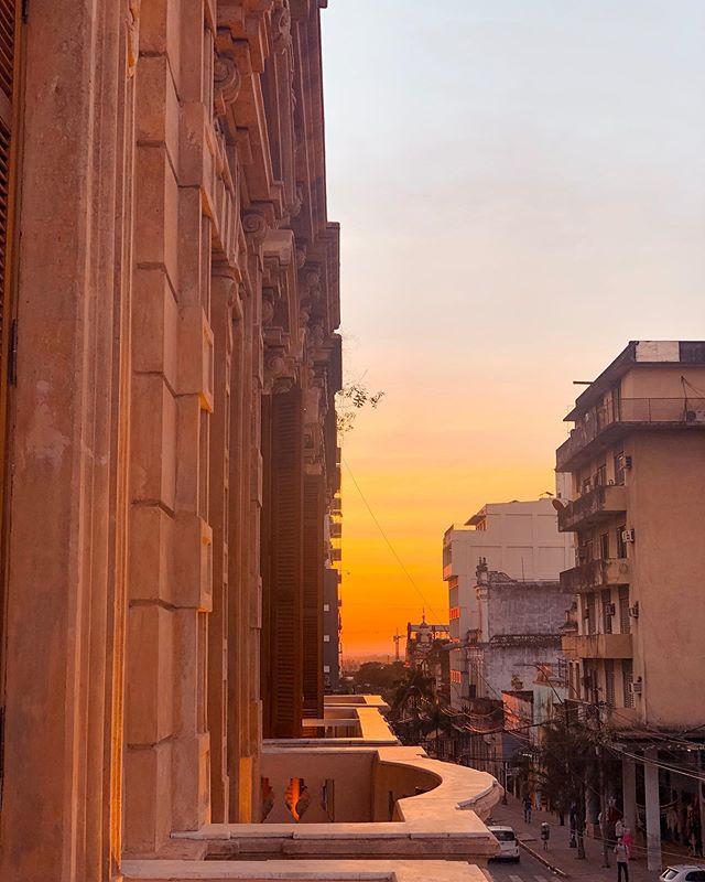 Cada ciudad tiene rincones por descubrir, aunque vivas en ella 💕