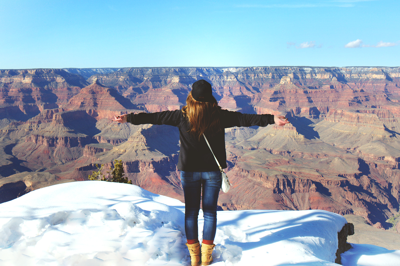 Taken on my recent trip to Arizona at the Grand Canyon during my Spring Break in March.