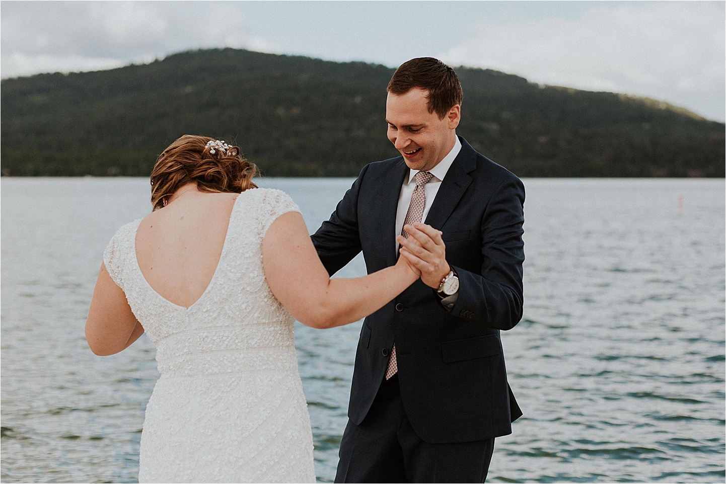 Whitefish montana wedding first look surprise.jpg