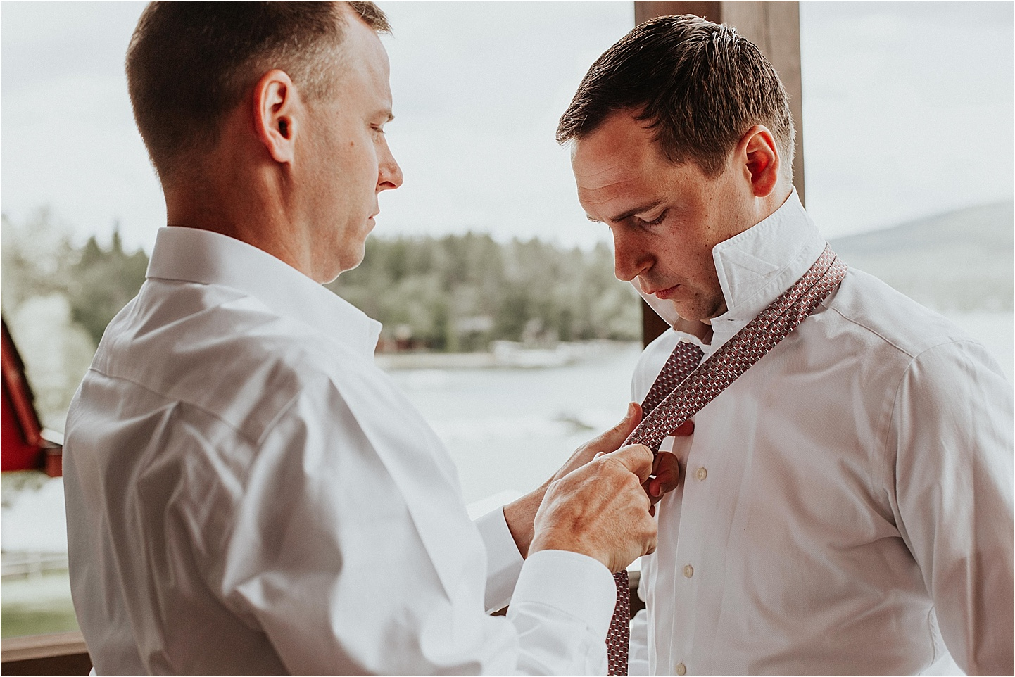Whitefish montana wedding groom getting ready.jpg