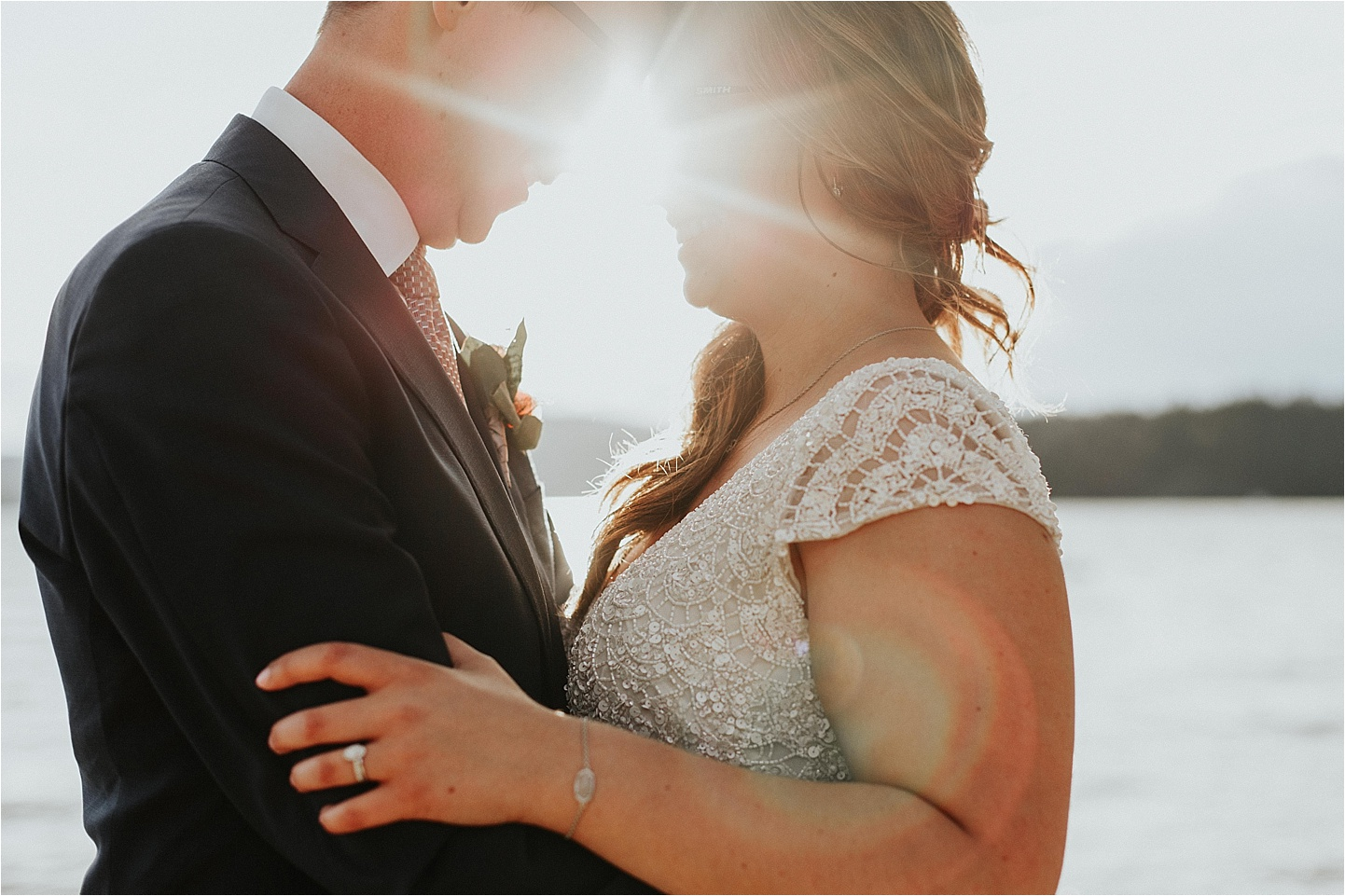 whitefish montana wedding photographer sunflare sunset.jpg