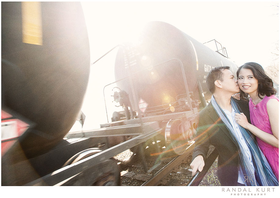 white-rock-engagment-session