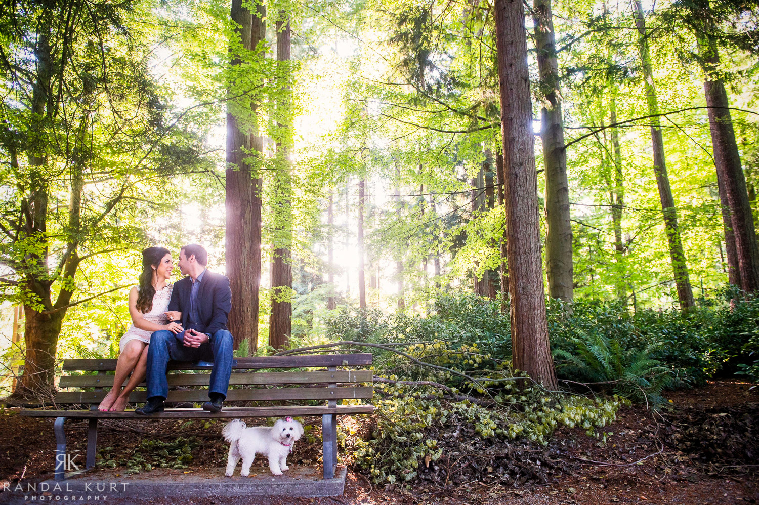 A Couple Session with Mona and Bobby - Randal Kurt Photography