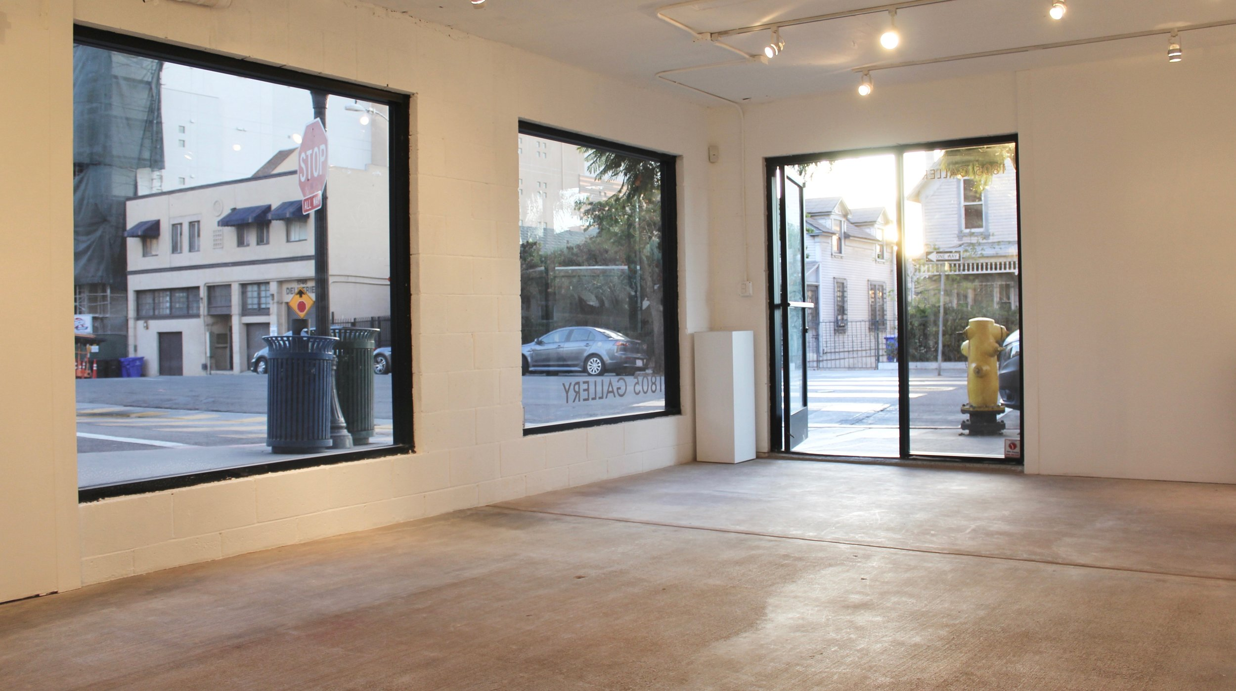 RENT 1805 GALLERY - FOR PRIVATE & PUBLIC EVENTS