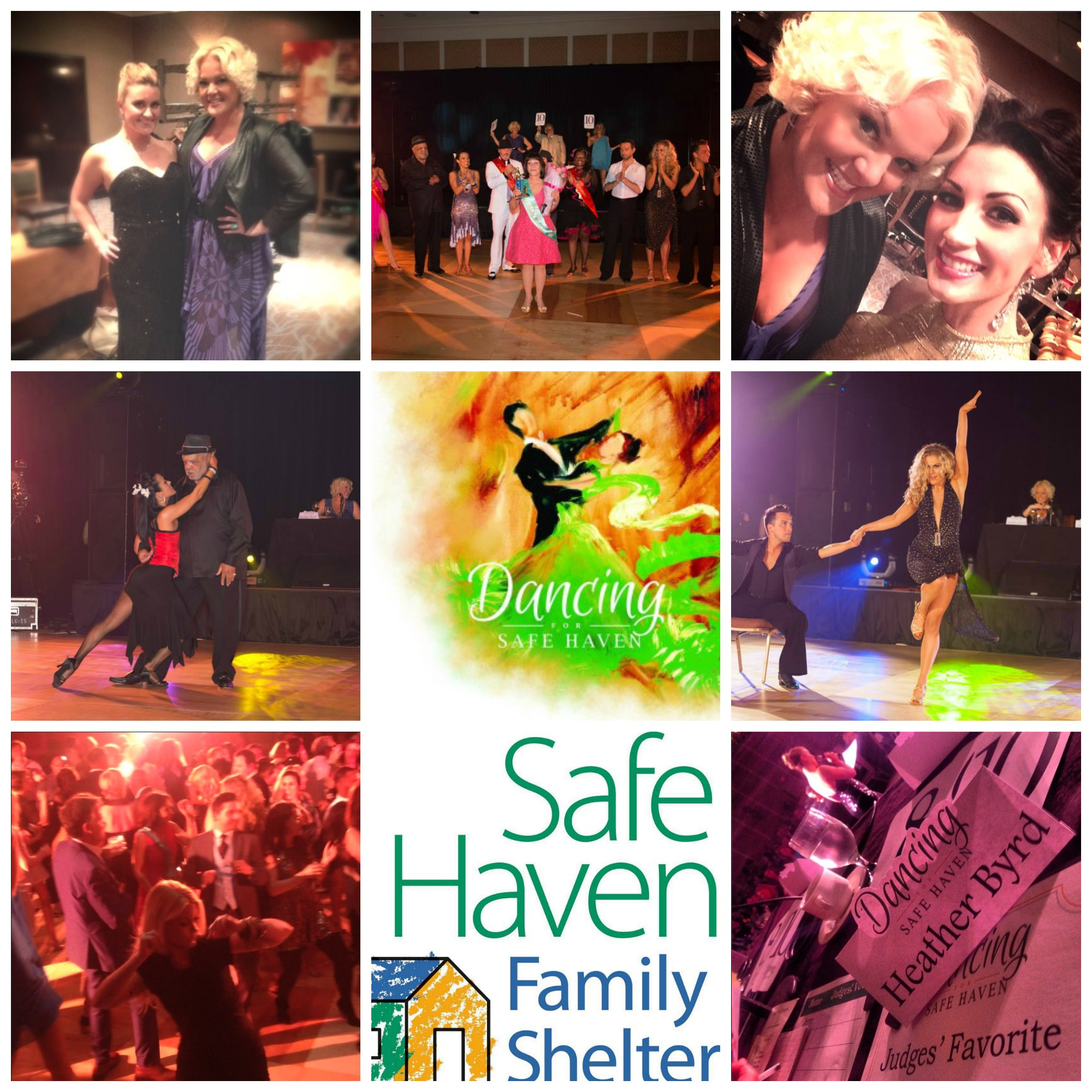APRIL 2014 - HEATHER JUDGED THE DANCING FOR SAFE HAVEN BENEFIT T LOEW'S VANDERBILT PLAZA FOR THE 5TH YEAR IN A ROW WITH STACIE KINDER, HEAD COACH OF THE TITANS CHEERLEADERS AND TED CLAYTON, SOCIAL EDITOR OF NASHVILLE ARTS MAGAZINE. THE EVENT RAISED OVER $200,000 FOR HOMELESS FAMILIES IN NASHVILLE.