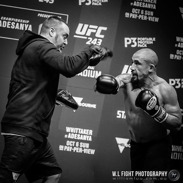 Train as you fight by @robwhittakermma  #boxing #mma #ufc #mixedmartialarts #reaper #reapernation #punch #training #combatsports #martialarts #trainasyoufight