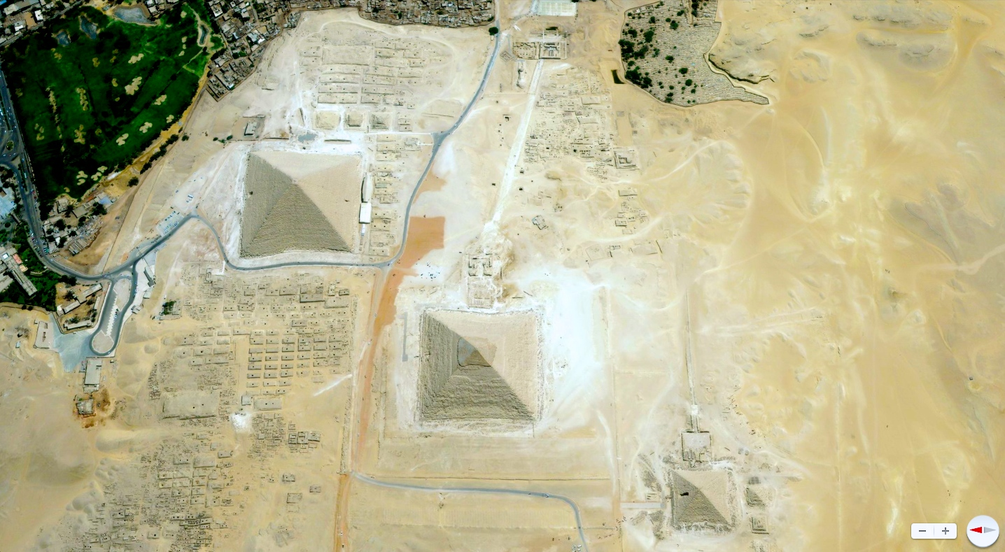 1/4/2014    Giza Necropolis  / Mena House Golf Course  Giza, Cairo Governate, Egypt   29°58′34″N 31°7′58″E