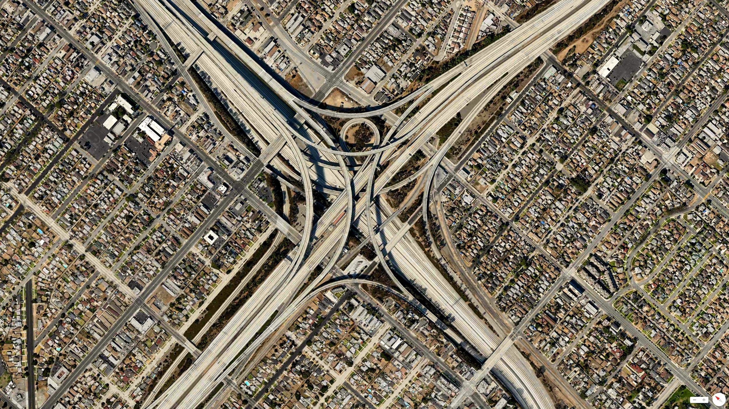1/16/2014    Judge Harry Pregerson Interchange   Los Angeles, California, USA   33.9287°N 118.281°W