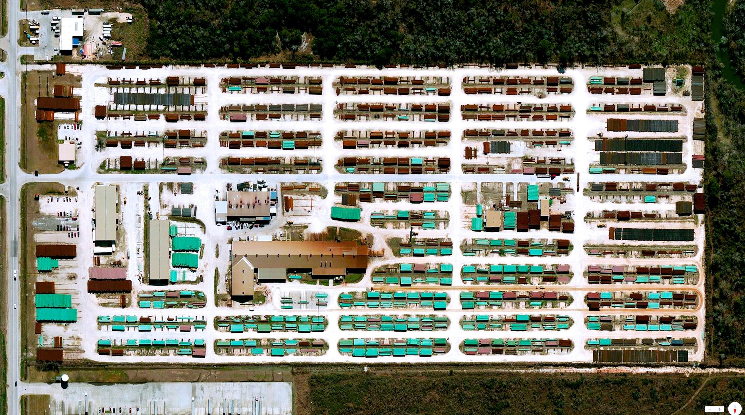 1/24/2014    LaBarge Pipe Coating   Channelview, Texas, USA   29°47′12″N 95°7′20″W