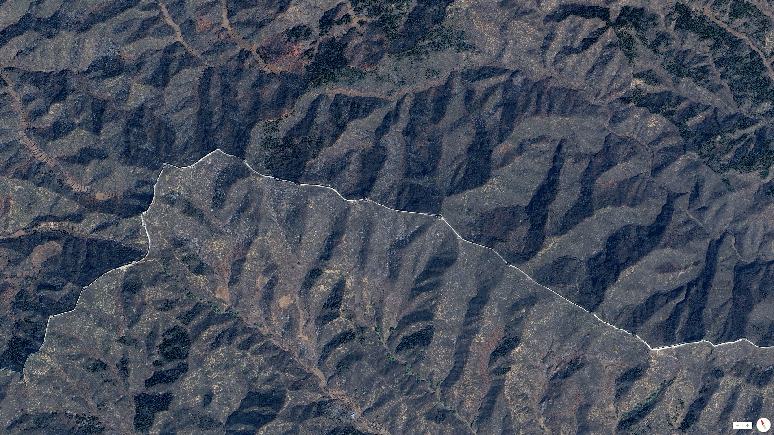2/3/2014    Great Wall of China   Northern China   40.67693°N 117.23193°E
