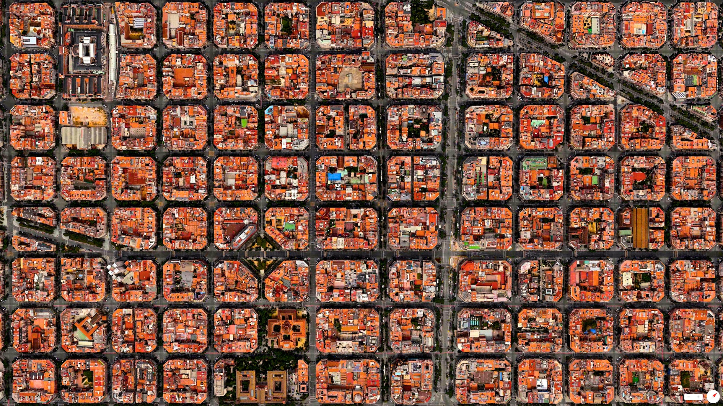2/18/2014    Eixample District   Barcelona, Spain   41°23′27″N 2°09′47″E