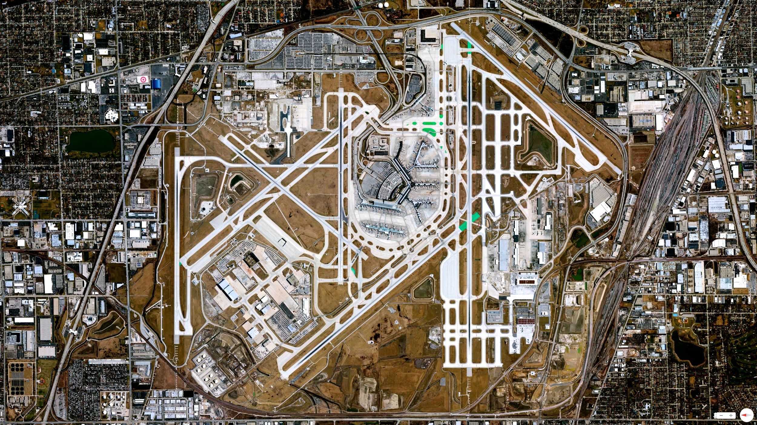 6/20/2014    Chicago O'Hare International Airport   Chicago, Illinois, USA   41°58′43″N 87°54′17″W