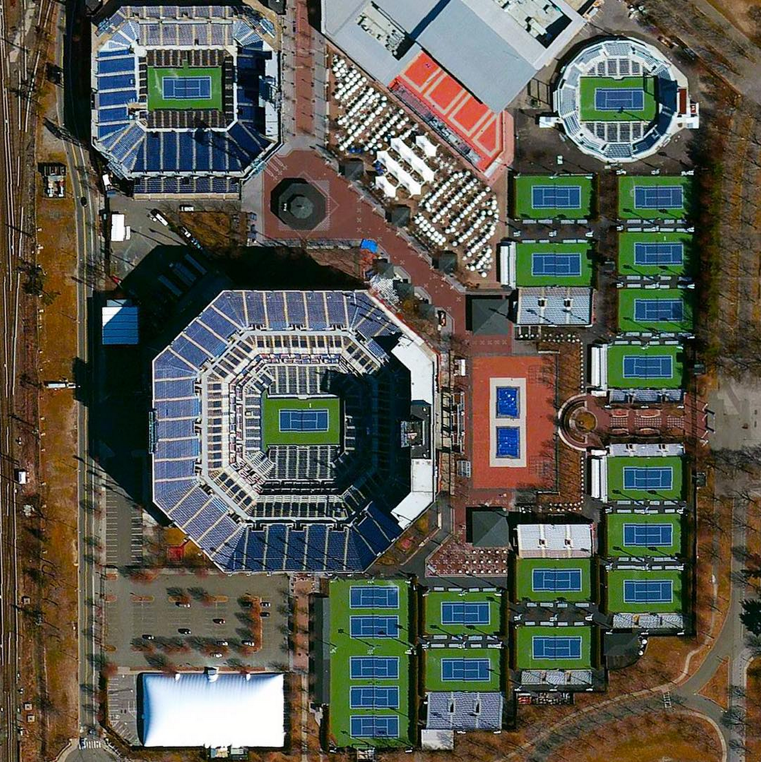 9/13/2015   U.S Open   New York City, New York, USA  40.750367600°, -73.845611800°    The U.S. Open Men's Tennis Championship Final will begin shortly at the Billie Jean King National Tennis Center in New York City. The showdown will feature tennis greats Roger Federer and Novak Djokovic.