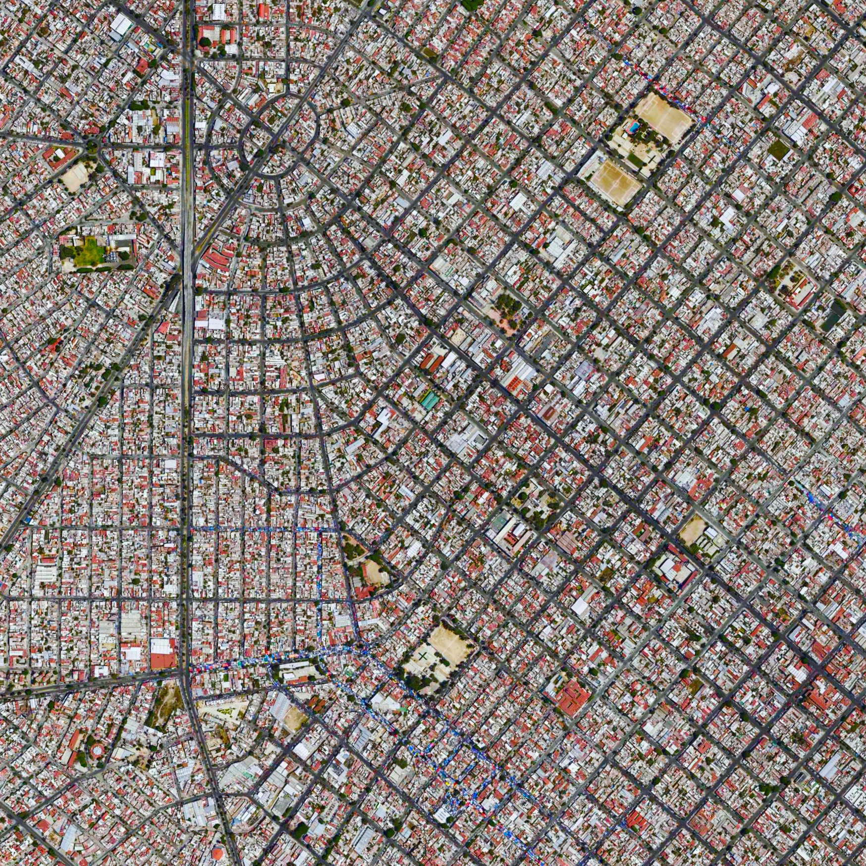 1/24/2016   Guadalajara, Mexico   20.687579999°, -103.307078268°     Guadalajara is the fourth most populous city in Mexico with a population of nearly 1.5 million. It is also one of the country's cultural centers, considered by many to be the home of mariachi music.