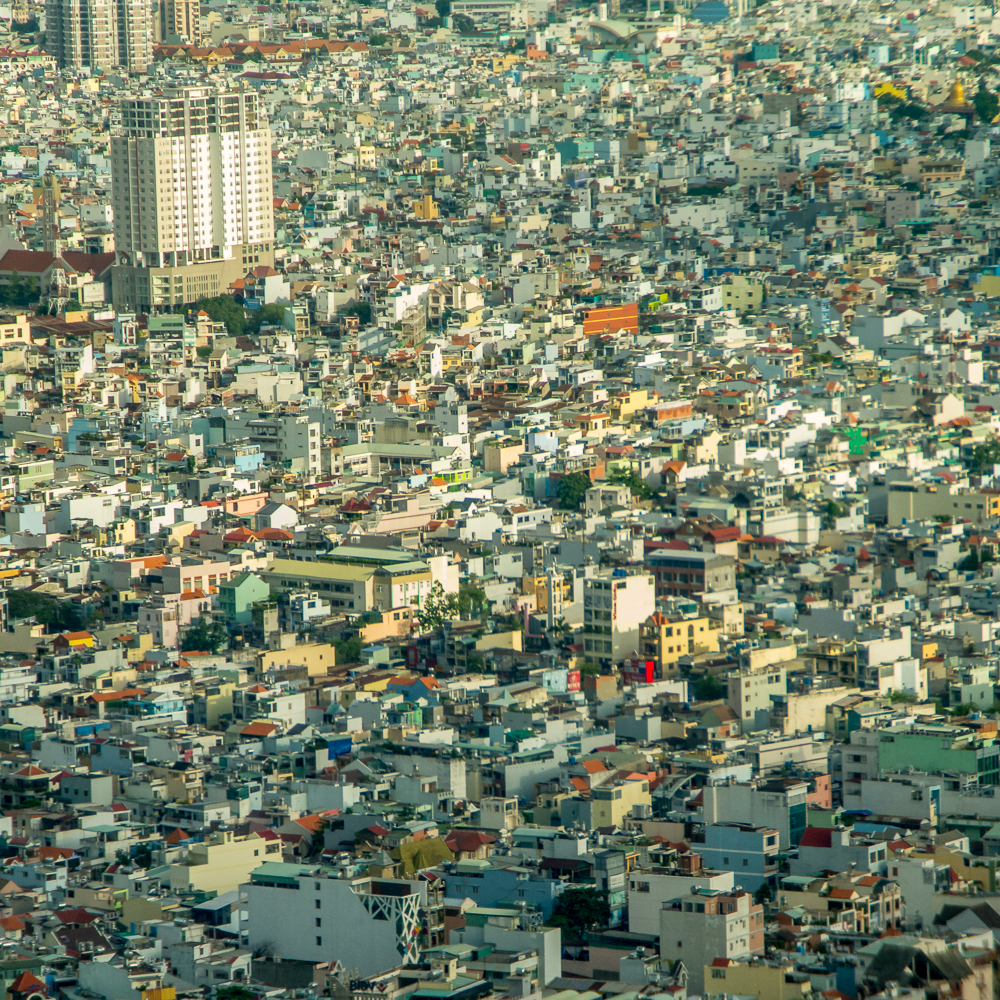 7/8/2016   H o Chi Minh City      Ho Chi Minh City, Vietnam   10°46′36.8″N 106°42′02.9″E        Ho Chi Minh City is the largest city in Vietnam with more than 10 million residents in its metropolitan area. Formerly known as Saigon, the city is expected to grow to 13.9 million by 2025. This stunning photo was sent to us by  @imnardzval.