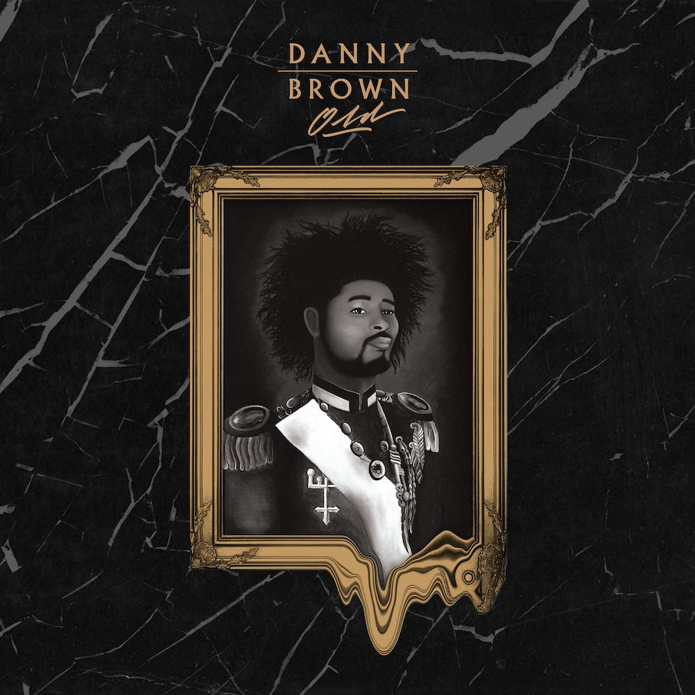 Review: Danny Brown -  Old