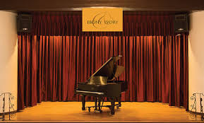The Steinway at the Chico Women's Club