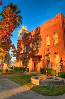 Old City Hall Redding, California