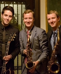 Felix Lemerie, Peter and Will Anderson