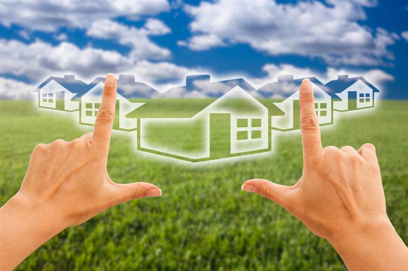 Picture your dream home- and go for it!