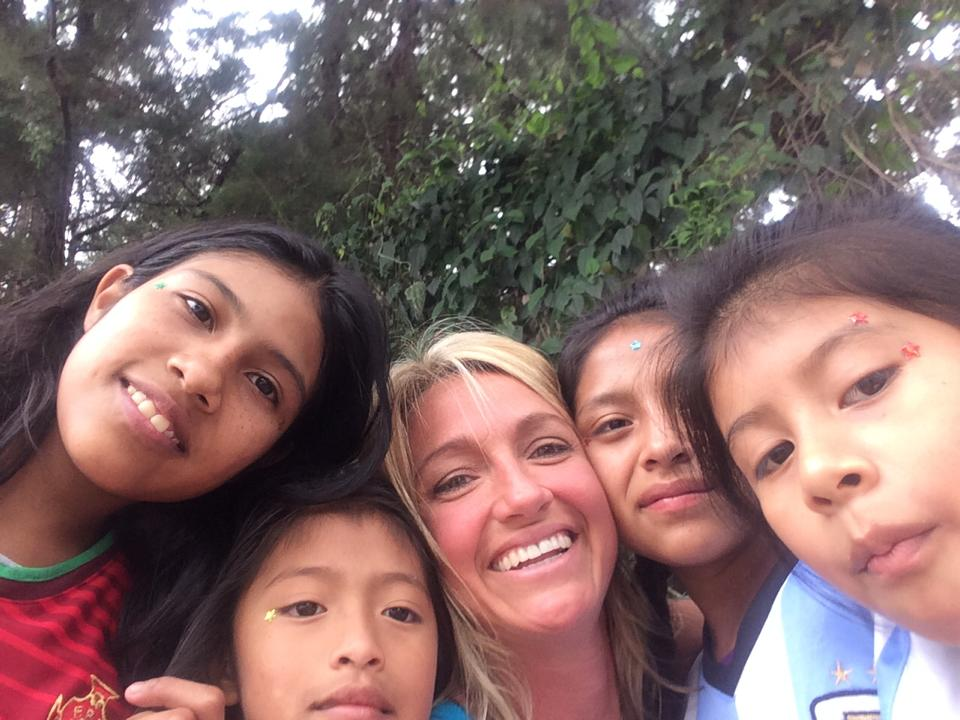 We met so many wonderful people on the trip, including some of the kids that will shape our world's future.