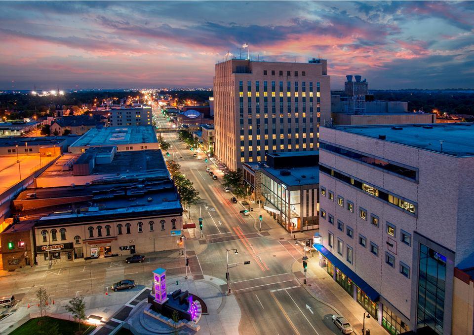 Appleton, Wisconsin USA