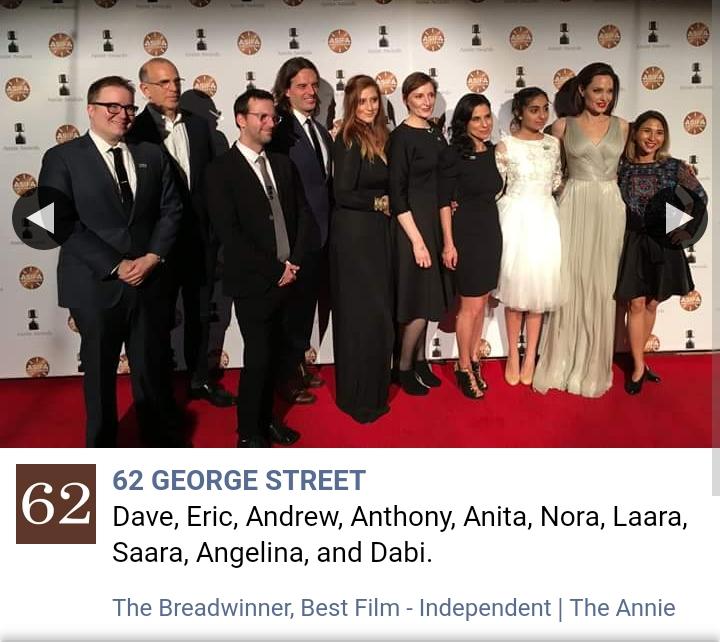 Annie Awards LA 2018