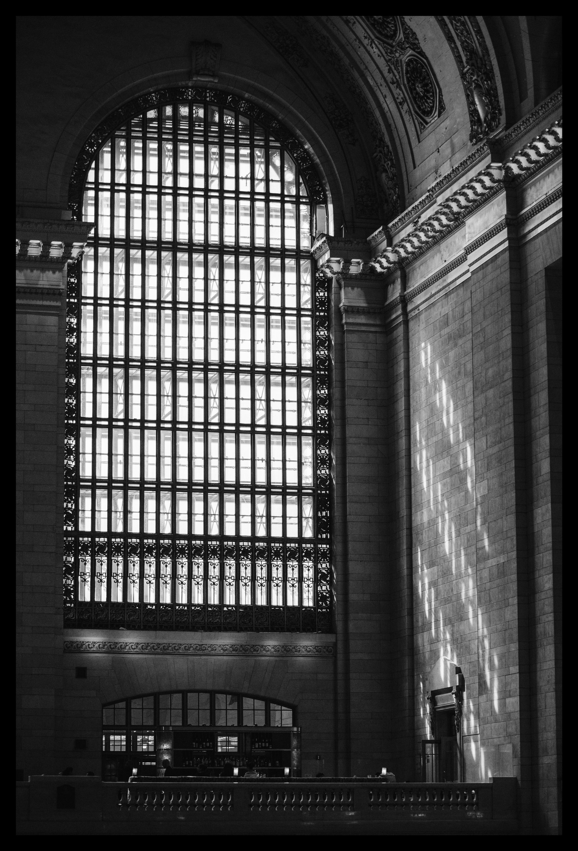 Grand Central Windows