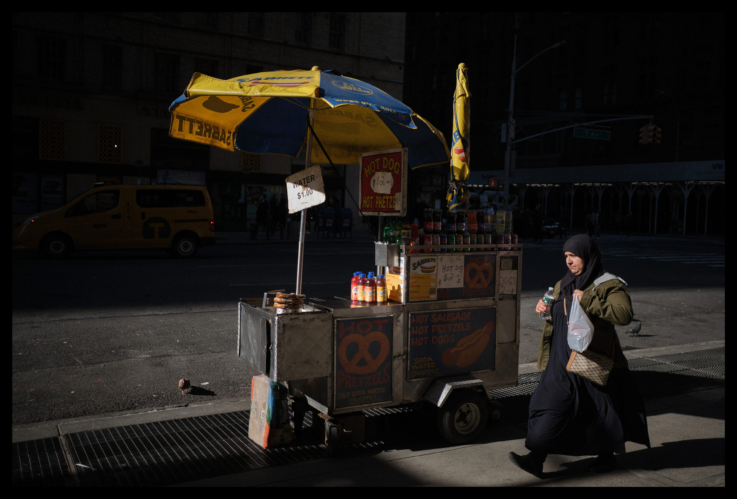 6th Ave Food Cart