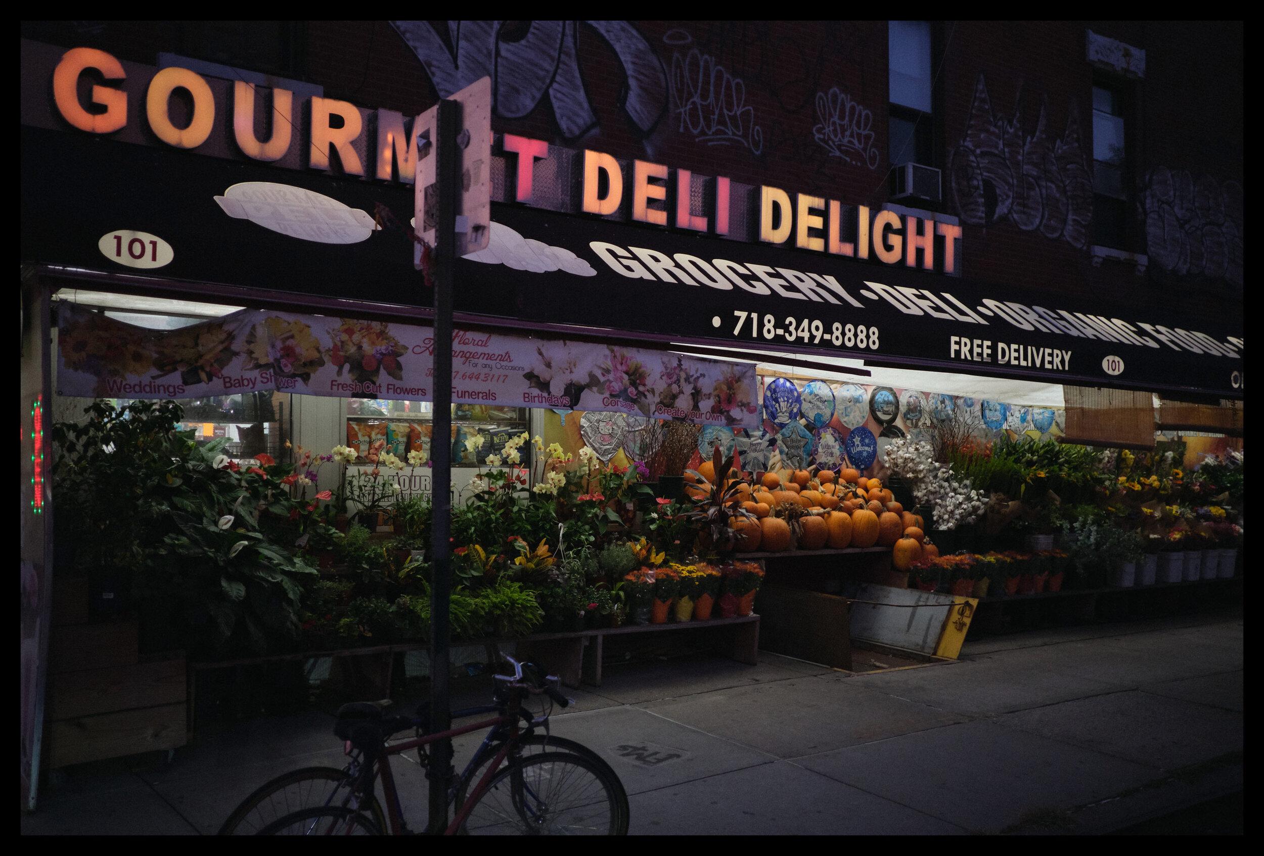 Gourmet Deli Delight