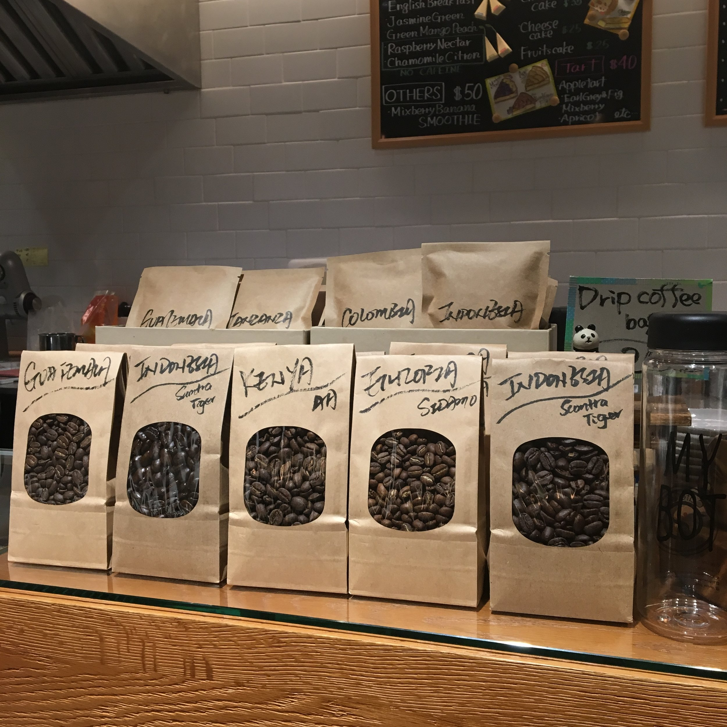We are BIG fan of coffee here at Innovation Factory, cold bew from local grounds hmmm~