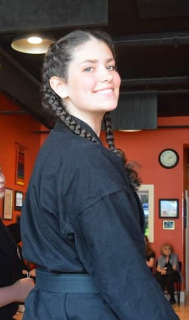 Nicole Southworth - InstructorBlack Belt, Second Dan TSDSpirit Animal: Horse